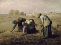 Jean-François Millet,1857, huile sur toile, 83,5 × 110 cm, Musée d'Orsay, Paris