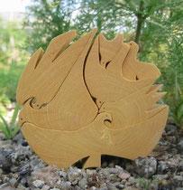 みかんの木のパズル