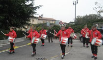 """Il """"GRUPPO TAMBURINI"""" di Pacengo"""