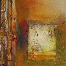 """Afrika 6""  50 x 50 cm, 2008"