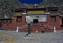 Tsurphu Monastery, Tibet 1993