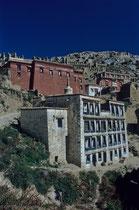 Ganden Monastery, Tibet 1993