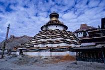 Kumbum Stupa, Gyantse, Tibet 1993