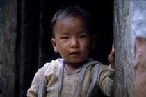 Little boy, Kathmandu, Nepal 1989