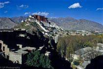 Potala Palace, Lhasa, Tibet 1993