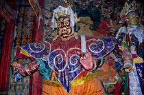 Samye Monastery, Tibet 1993