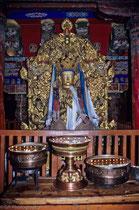 Jokhang Monastery,  Lhasa, Tibet 1993