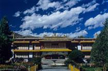 Norbulinka, Lhasa, Tibet 1993