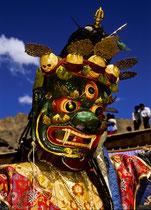 Festival in Phyang Monastery, Ladakh 1994