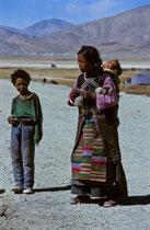 In Old Tingri, Tibet 1993