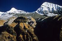Annapurna Base Camp, Nepal 1988