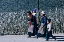 Shigatse, Tibet 1993