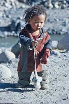 Young boy in Sakya, Tibet 1993