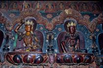 Palcho Monastery, Gyantse, Tibet 1993