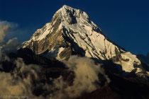South face of Annapurna South, Nepal 1988