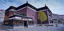 The Palcho Monastery, Gyantse, Tibet 1993