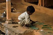 Little boy, Ulleri, Nepal 1989