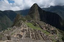 Machu Picchu, Südamerika, Inkastadt, Peru