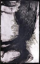"""Kassandra II"" 1978, Siebdruck, zweifarbig, 59x42cm"