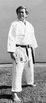 Sensei Toshihiro Oshiro 9.DAN Karate-Do