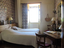 La chambre de tante Chantal chambre dhote de charme au Masbareau en Limousin proximité Saint-Léonard-de-Noblat, Limoges, Haute-Vienne, Nouvelle-Aquitaine