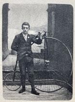 C.Bruijnzeel sr. (jeugdfoto uit jaren '90 van de 19e eeuw)