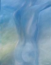 rencontre avec l'ange-huile-50x65-1977