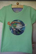 T'shirt alien zapp, maat 86/92, 98/104, 110/116, 122/128, 134/140. Prijs 12,95 excl. verzendkosten