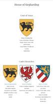 Siegharding coat of arms
