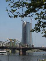 Blick auf die neue EZB
