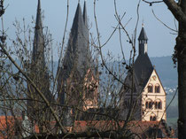 Marienkirche, Gelnhausen (vermutl. 12. Jh.)