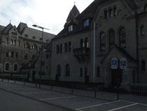 Nebengebäude des OLG, Bezirksregierungsstr. 7