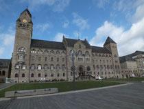 Bundeswehrverwaltung, Ansicht vom Rhein