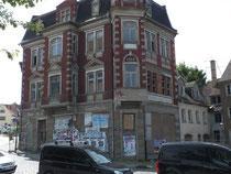 Handelshaus aus 1900, Leerstand und Verfall