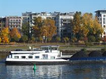Frankfurt am Main: Blick auf das nördliche Mainufer