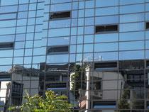 Gebäude der Sparkassee