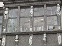 Fassadenausschnitt, Kernstadt