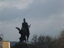 Deutsches Eck mit Kaiser-Wilhelm-Reiterstatue
