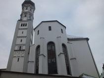 Heilig-Kreuz Kirche, katholisch