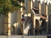 Aktstadt, kath. Kirche St. Johannes