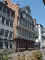 Goethehaus (Geburtshaus von Johann Wolfgang v. Goethe)