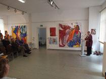 Burggrafiat, Ausstellung koku2012 m. Lisa Winter