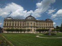 Residenz mit Hofgarten