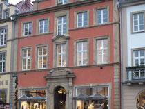 Gebäude in der Kernstadt