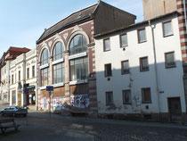 Handelshaus 1900 und angrenzendes Gebäude, Leerstand und Verfall