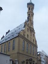 Heilig-Kreuz Kirche, evengalisch