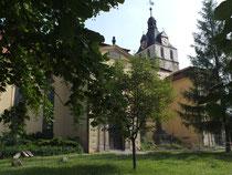 Schloßkirche St. Ägidien, Bernburg