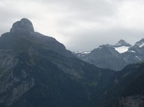 Blick auf die Alpen vom Vierwaldstättersee