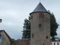alter Stadtturm (aus der Stadtbestegigung)