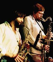 Luciano Pagliarini und Michel Pilz  (Foto: n.n.)